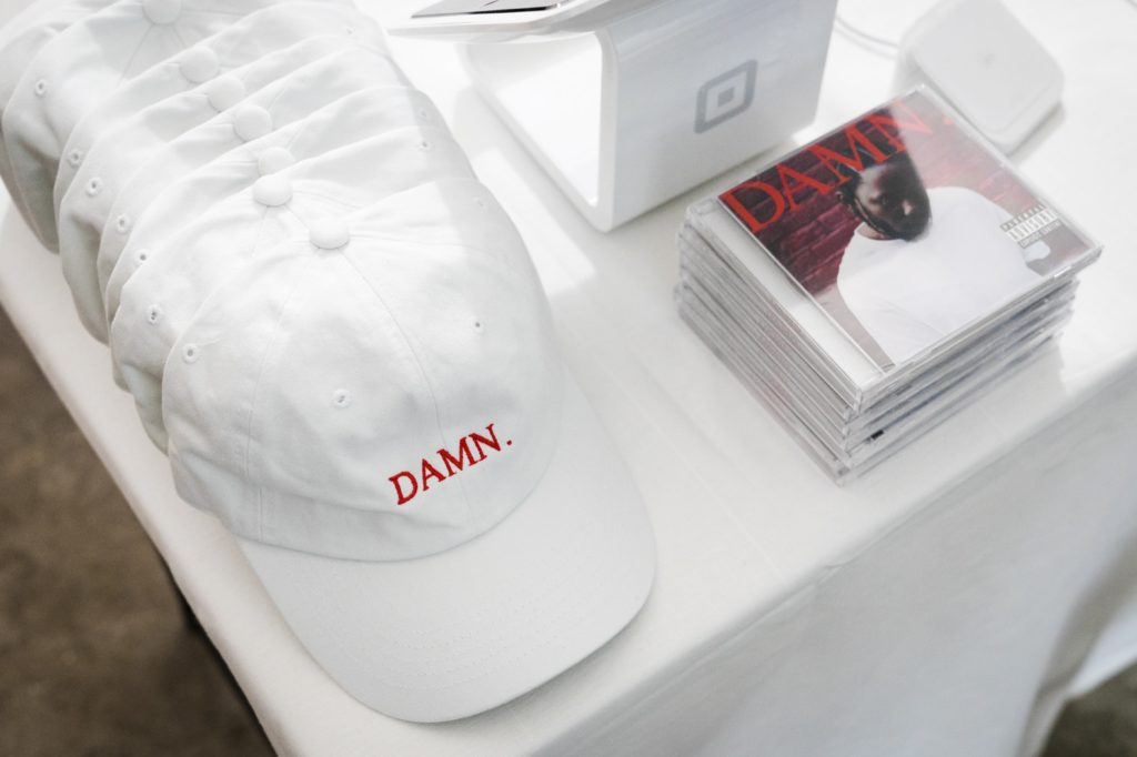 kendrick lamar pop-up store nyc