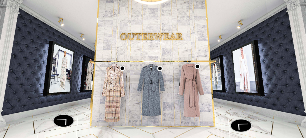 Virtual Reality Stores With Storefront and Obsess